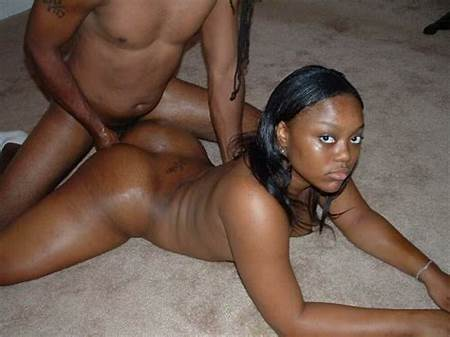 Young Nude Teens Black