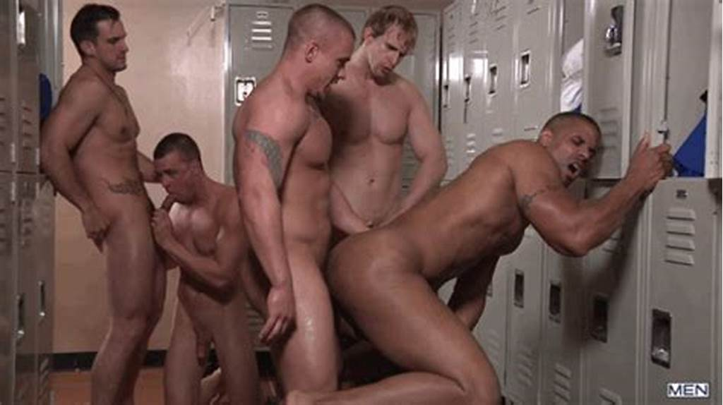 #Glorious #Locker #Room #Orgy