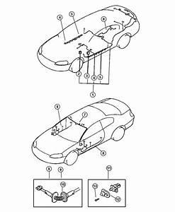2004 Dodge Stratus Grommet Door Wiring Service Engine Wiring Diagram