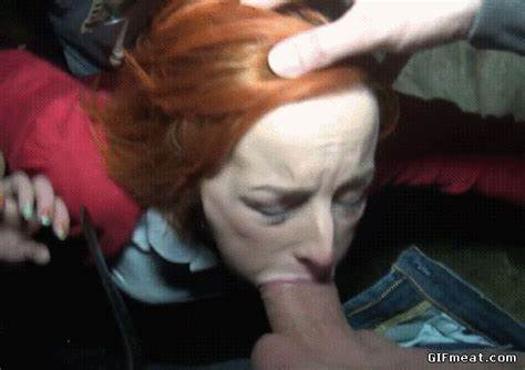Hidden Deepthroats Ginger Amateur