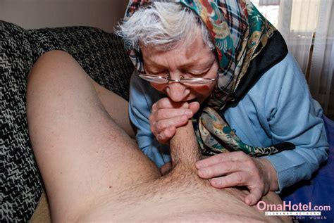 Very Old Granny Sucking