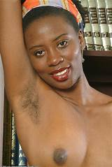 Blackwomen hairy armpit babes