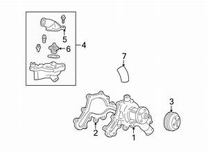 Ford Explorer Engine Coolant Thermostat Kit