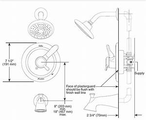 How To Install Shower Valve Rough In