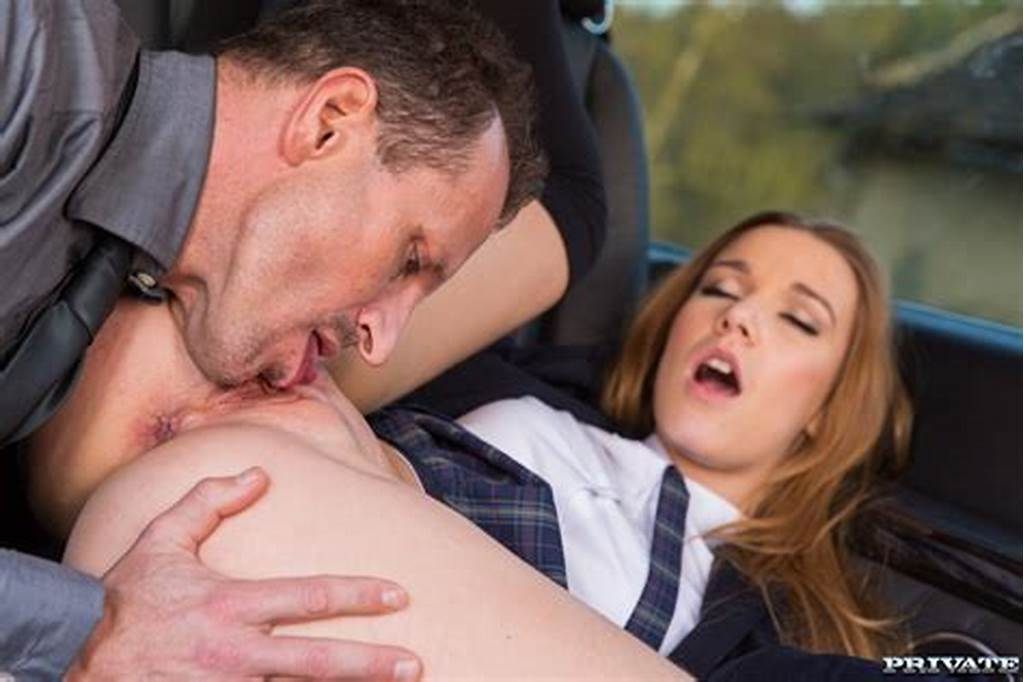 #College #Girl #Alexis #Crystal #Sucks #A #Cock #And #Get #Fucked #By