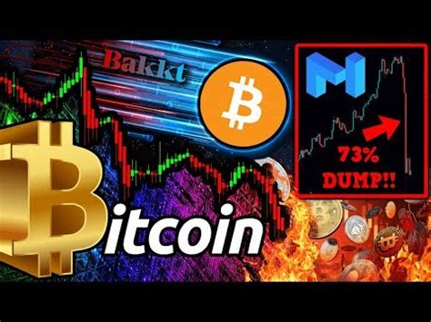 Welcome to reddit, the front page of the internet. BITCOIN PRICE STILL FALLING!? MATIC DUMPS 73%!! Is the BULL Market OVER? - The Bitcoinsters