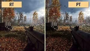 Battlefield V Ray Tracing Vs  Path Tracing