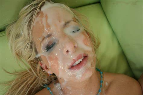 Cumshot Surprise For Beauty