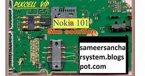 Sameer Sanchar System  Nokia 101 Sim Jumper Solution