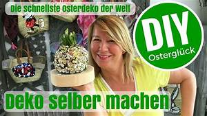Deko Ideen Selbermachen : diy deko ideen selber machen die schnellste osterdeko ~ A.2002-acura-tl-radio.info Haus und Dekorationen