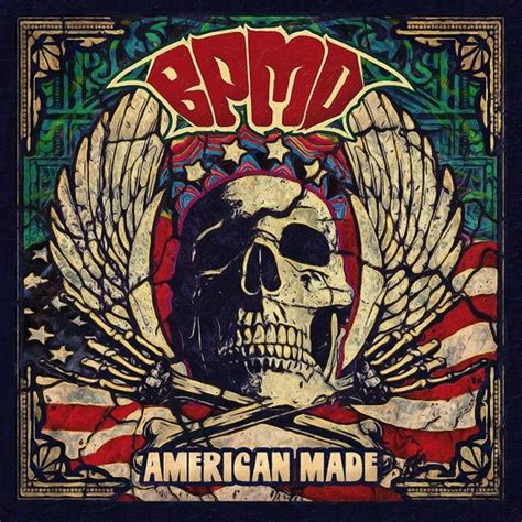 I stopped in today and was amazed at all the products. ALBUM REVIEW: BPMD - American Made - The Rockpit