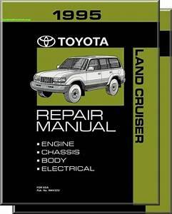 1995 Toyota Land Cruiser Oem Repair Manual