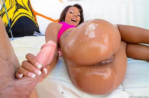 Leilani Butt Pornstars In Interracial Foursome Two Bang #Black #Teen #Leilani #Leeane #Is #Hot #Enough #To #Take #White