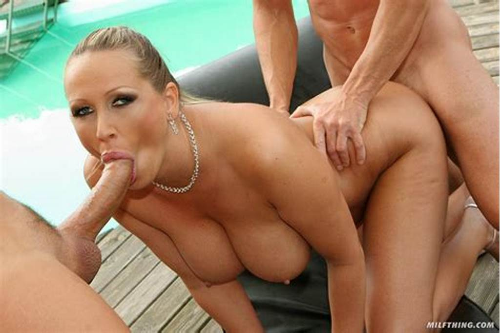 #Big #Breasted #Blonde #Milf #Mandy #Bright #Gets #Double #Hammered