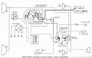 Buick Wiring Diagram Of 1923