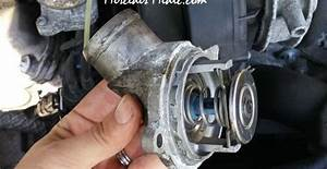 Mercedes Thermostat Replacement Diy Guide  U2013 Mb Medic
