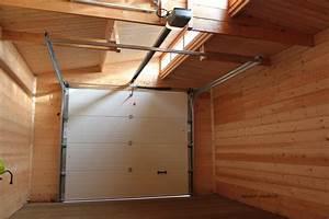 Garage Bois Pas Cher : porte coulissante de garage en bois ~ Dailycaller-alerts.com Idées de Décoration