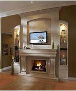 Decoration Ideas For The Fireplace Mantel InMyInterior Fireplace Inserts Are Installed Inside An Existing Masonry Fireplace 1000 Images About Corner Fireplace On Pinterest Corner Fireplaces Log Home Pictures Decks Wicker Furniture And Timber Frame Homes