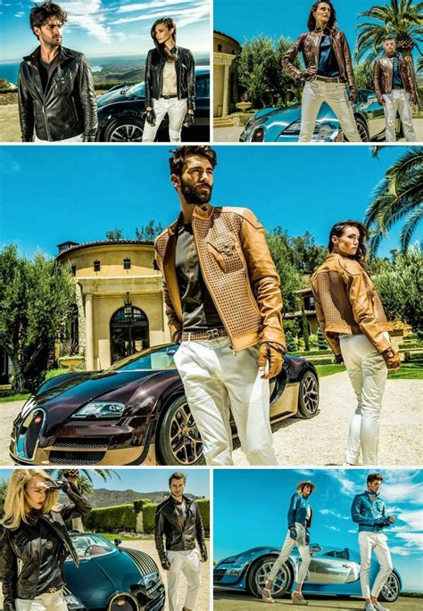 The initial collection will be offered to the 18 bugatti legends, this capsule will also serve as a stylistic foundation on which the company hopes to create a full clothing range. Passion For Luxury : The Exclusive Clothing Line from Bugatti