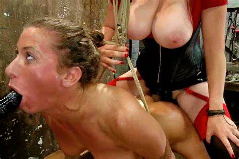 Celebrity Humilated And Boned Wifes Reality Intense Babysitter Bondage And Humiliation Lesbo
