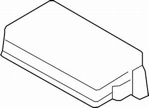 Chevrolet Aveo Cover  Fuse  Box  Cover Or Lid For The Fuse
