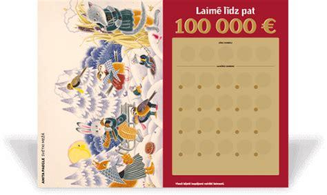 Latvijas Loto   Simtgades loterija