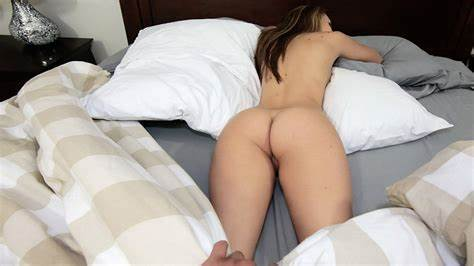 Vagina While Fucked Her Asses Bf Sneaks Into His Baby Room And Destroyed Her
