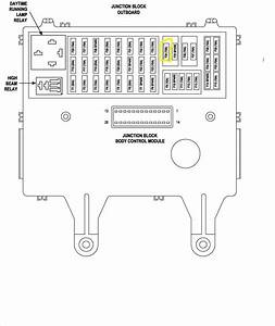 80a3 2002 Jeep Fuse Diagram