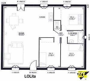modele et plans lolita du constructeur maison lol With le plan d une maison 11 soins dileostomie