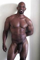 Famous gay black men nude