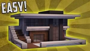 Ich Will Ein Haus Bauen : minecraft tutorial modernes haus bauen ideen rund ums haus pinterest moderne h user ~ Markanthonyermac.com Haus und Dekorationen
