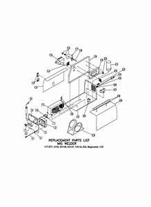Hobart Beta Mig 250 Wiring Diagram