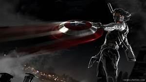 79 Captain America: The Winter Soldier HD Wallpapers ...