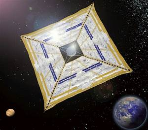 Japanese Spacecraft Deploys First-Ever Solar Sail | WIRED