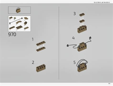 The other important thing is that there appears to be a missing black technic gear 12. Lego Technic Bugatti Chiron Manual 42083 (312) - Buzz Uploads