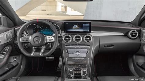 Choose the desired trim / style from the dropdown list to see the corresponding dimensions. 2019 Mercedes-AMG C43 4MATIC - Interior, Cockpit | HD Wallpaper #27 | 1920x1080