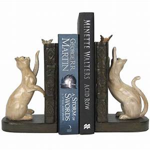 Cat, Bookends
