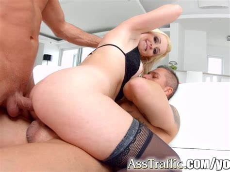 Asstraffic Spunky Tiny Dp And Creampie