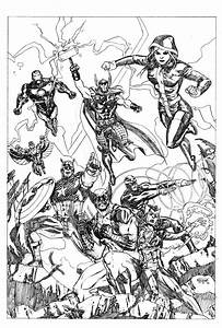 Disegni Da Colorare Degli Avengers Infinity War