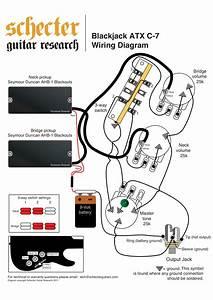 35 Schecter Wiring Diagram