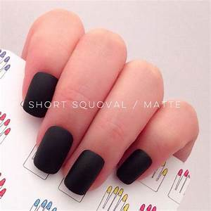 Best 25+ Squoval acrylic nails ideas on Pinterest | Nail ...