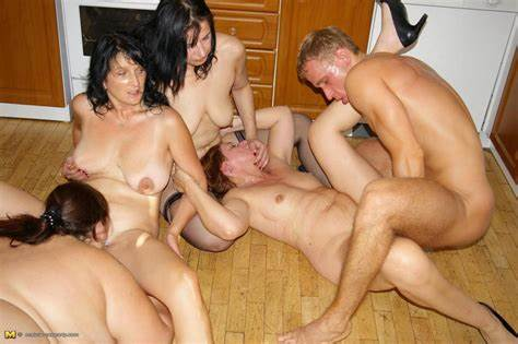 Cougars Group Orgy Fucked Orgies Parties