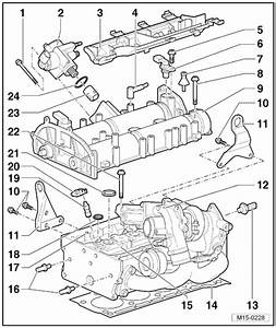 Volkswagen Workshop Manuals  U0026gt  Polo Mk5  U0026gt  Power Unit  U0026gt  4