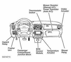 2003 Nissan Altima Turn Signal Flasher