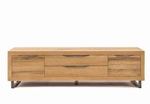 Lowboard Holz Massiv Lowboard Lexiago Aus Holz Massiv Mit