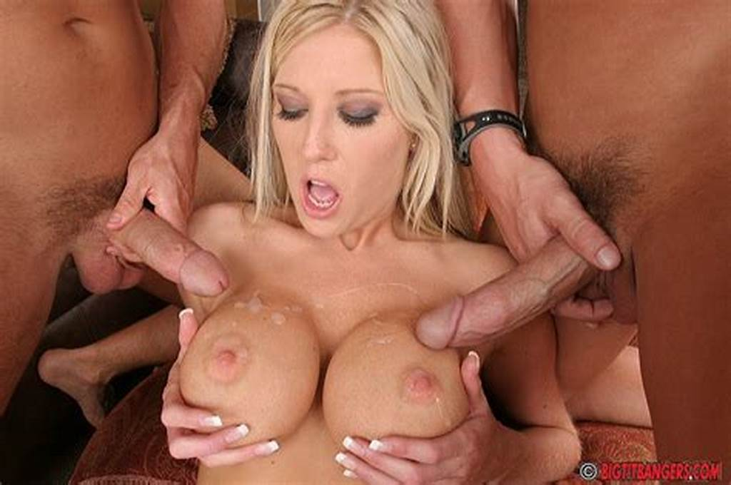 #Hot #Milf #Enjoys #Fmm #Groupsex #And #Gets #Jizzed #Over #Her #Face