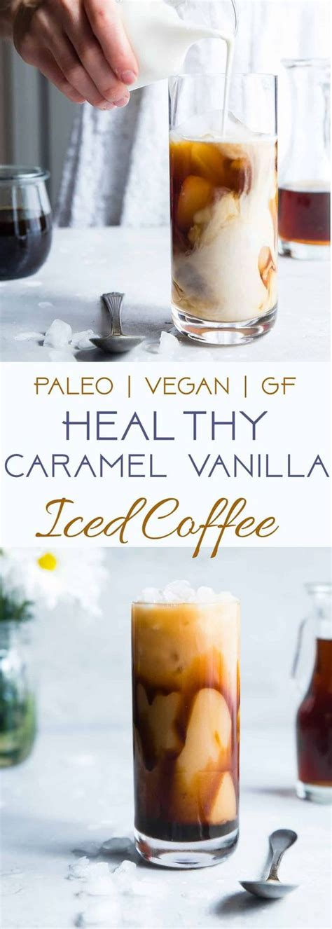 Making iced coffee beverages at home is easy, far cheaper than visiting your local coffee shop, and a great way to get a little variety in your daily coffee grind. Homemade Caramel Vanilla Iced Coffee Recipes - Best Recipes Collection | All Favourite Recipes