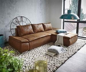 Braunes Sofa Welche Wandfarbe : delife couch abilene ottomane variabel praktisches sofa ~ Watch28wear.com Haus und Dekorationen