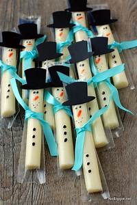 string cheese snowman family crafts