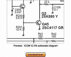 Download Icom Ic-r5 Service Repair Manual